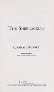 Cover of: The Sherlockian | Graham Moore