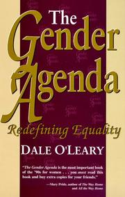 Cover of: The gender agenda