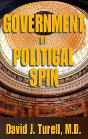 Cover of: Government by Political Spin | David Turell