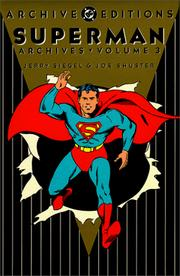 Cover of: Superman Archives, Vol. 3