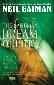 Cover of: The Sandman Vol. 3