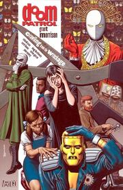 Cover of: Doom Patrol, Book 1 | Grant Morrison