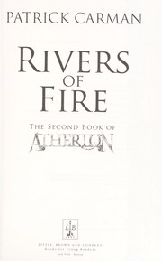 Cover of: Rivers of fire
