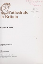 Cover of: Cathedrals in Britain | Gerald Randall