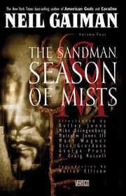 Cover of: Sandman, Vol. 4: Season of Mists
