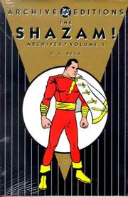 Cover of: The Shazam! Archives, Vol. 1