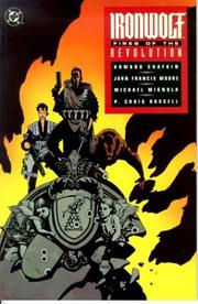 Cover of: Ironwolf