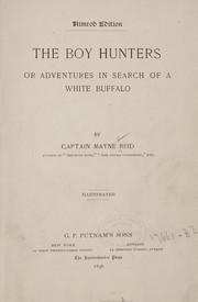 Cover of: The boy hunters