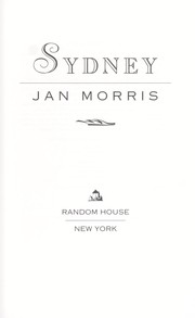 Cover of: Sydney