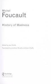Michel Foucault | Open Library