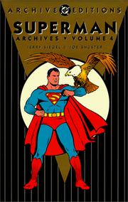 Cover of: Superman Archives, Vol. 4