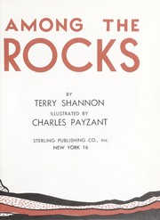 Cover of: Among the rocks |