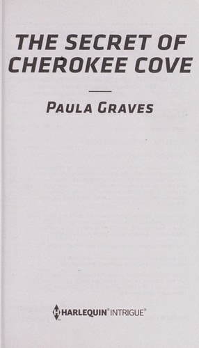 The secret of Cherokee Cove by Paula Graves