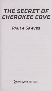 Cover of: The secret of Cherokee Cove | Paula Graves