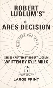 Cover of: Robert Ludlum's The Ares decision
