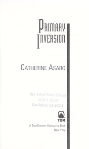 Cover of: Primary inversion | Catherine Asaro