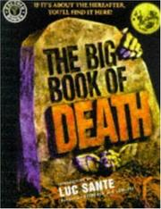 Cover of: The big book of death | Bronwyn Carlton