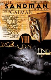 Cover of: Worlds' End (Sandman, Book 8)