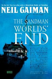 Cover of: The Sandman Vol. 8: Worlds' End