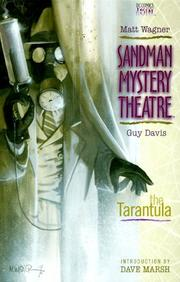 Cover of: Sandman mystery theatre