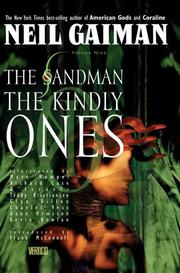 Cover of: The Sandman Vol. 9: The Kindly Ones