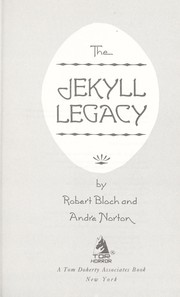 Cover of: The Jekyll legacy