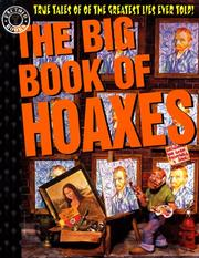Cover of: The big book of hoaxes