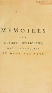 Cover of: M©♭moires, couronn©♭s en l'ann©♭e 1786