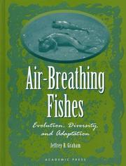 Cover of: Air-breathing fishes