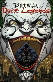 Cover of: Batman: Scarecrow Tales