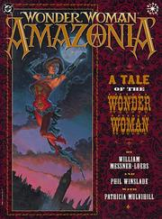 Cover of: Wonder Woman amazonia