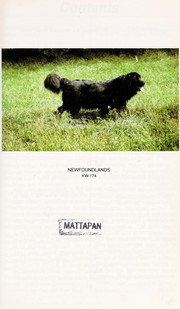 Cover of: Newfoundlands | Kitty Drury