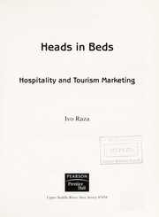 Cover of: Heads in beds | Ivo Raza