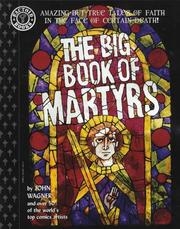 Cover of: The big book of martyrs