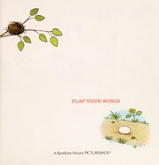 Cover of: Flap your wings