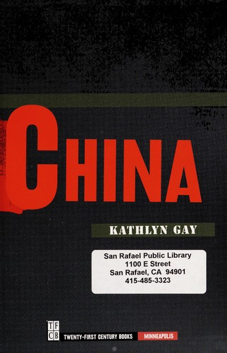 Mao Zedong's China by Kathlyn Gay