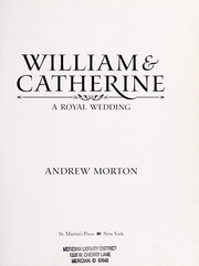Cover of: William & Catherine