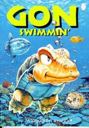 Cover of: Gon swimmin'