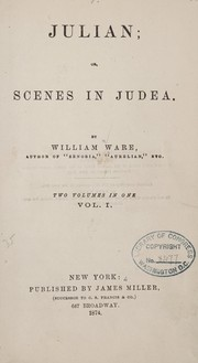 Cover of: Julian