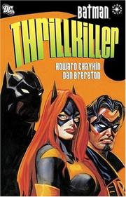 Cover of: Batman, thrillkiller