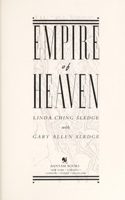Cover of: Empire of heaven