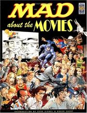 Cover of: Mad About the Movies by EDITORS OF MAD MAGAZINE