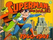 Cover of: Superman: The Dailies, 1940-1941