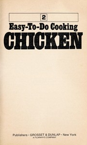 Cover of: Easy-to-do cooking chicken |