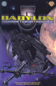 Cover of: Babylon 5: the price of peace