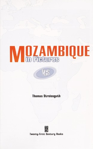 Mozambique in pictures by Thomas Streissguth