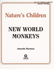 Cover of: New World Monkeys
