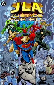 JLA by Montague, John.