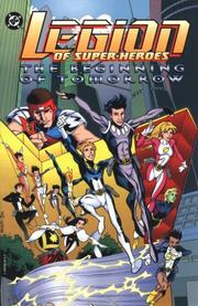 Cover of: Legion of Super-Heroes | Tom McCraw