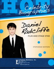 Cover of: Daniel Radcliffe | Stephanie Watson